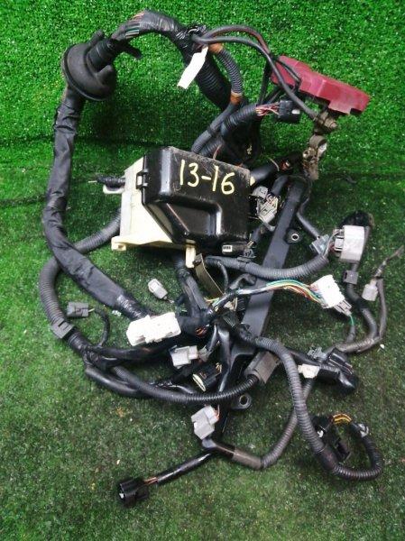 Проводка двигателя Toyota Platz SCP11 1SZ-FE