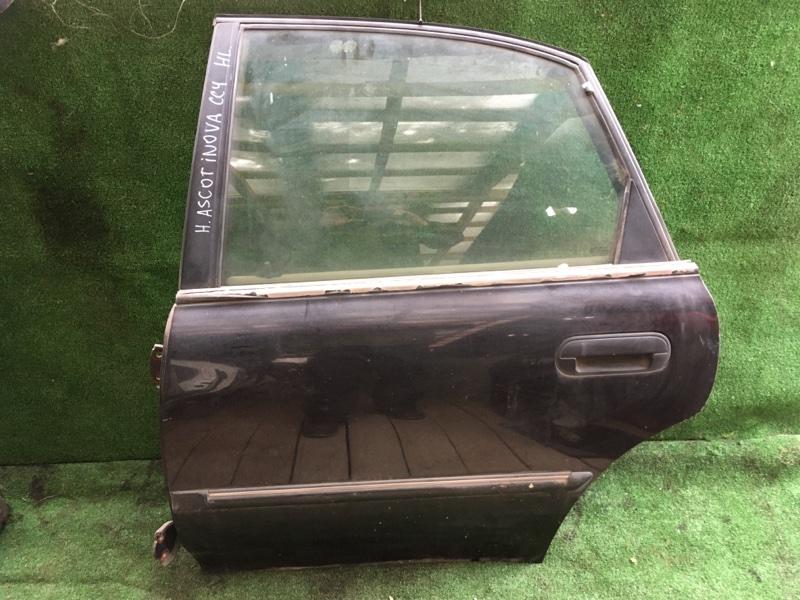Дверь боковая Honda Ascot Innova CC4 задняя левая