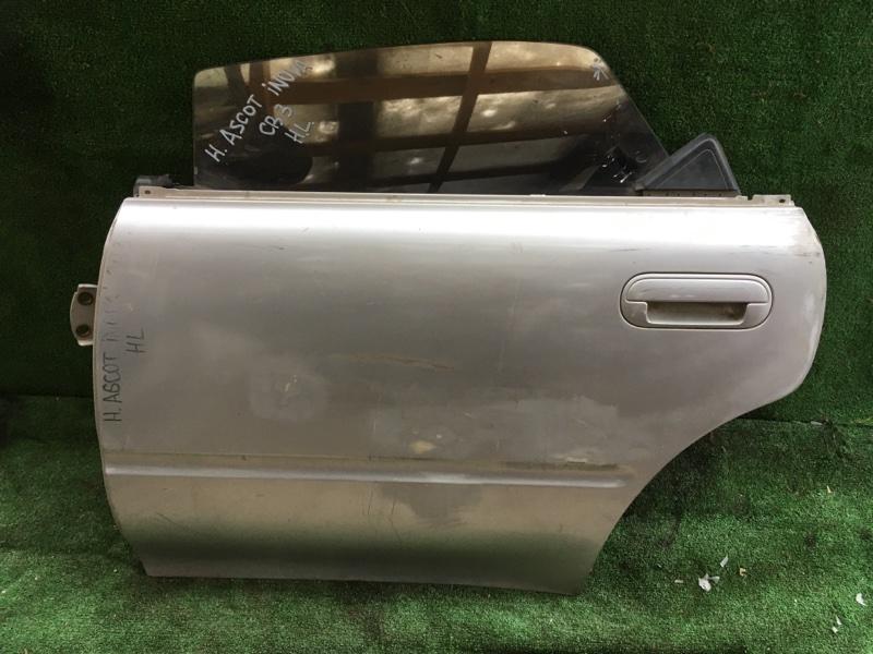 Дверь боковая Honda Ascot Innova CB3 задняя левая