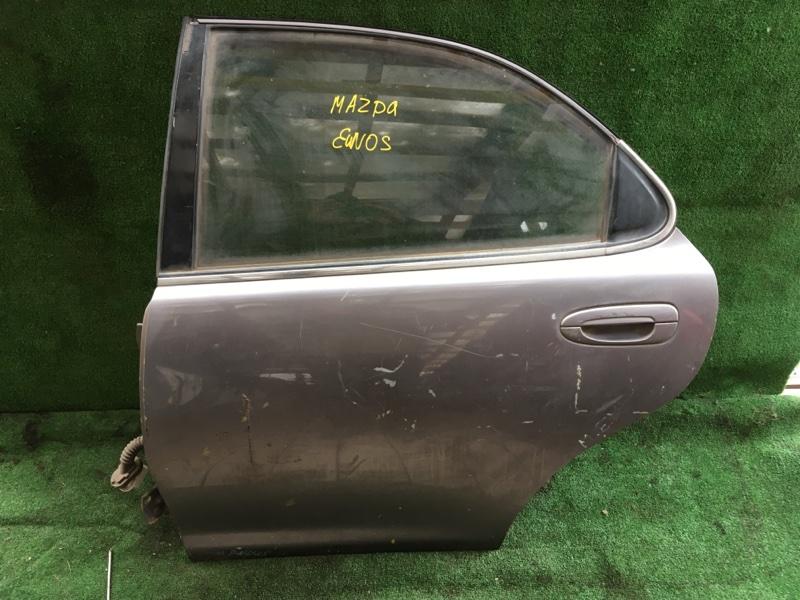 Дверь боковая Mazda Eunos 500 задняя левая