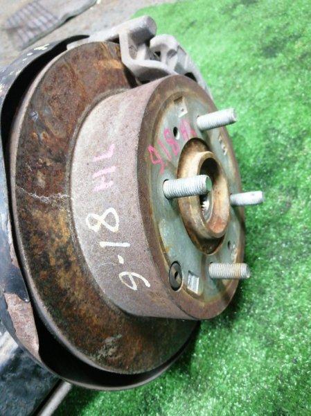 Диск тормозной Mitsubishi Rvr N23W 4G63-T задний левый