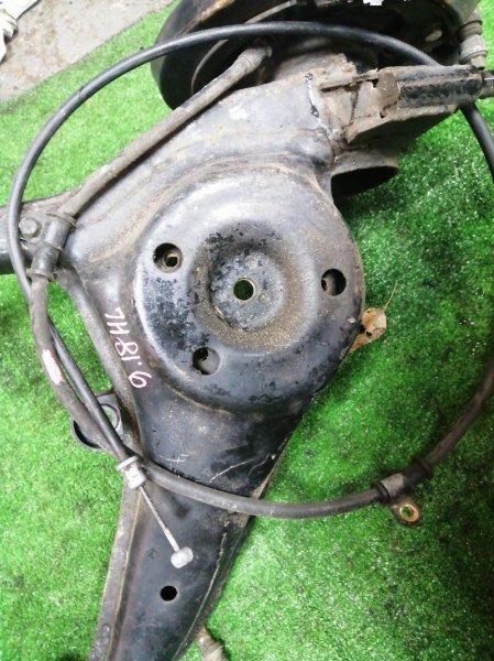 Трос ручника Mitsubishi Rvr N23W 4G63-T задний левый