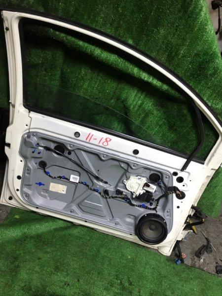 Дверь боковая Volkswagen New Beetle 9C AZJ 2011 передняя левая