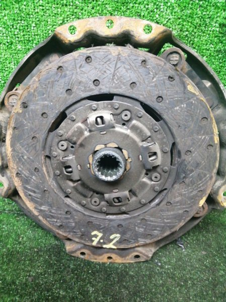 Диск сцепления Mitsubishi Canter FE63VVE 4M51
