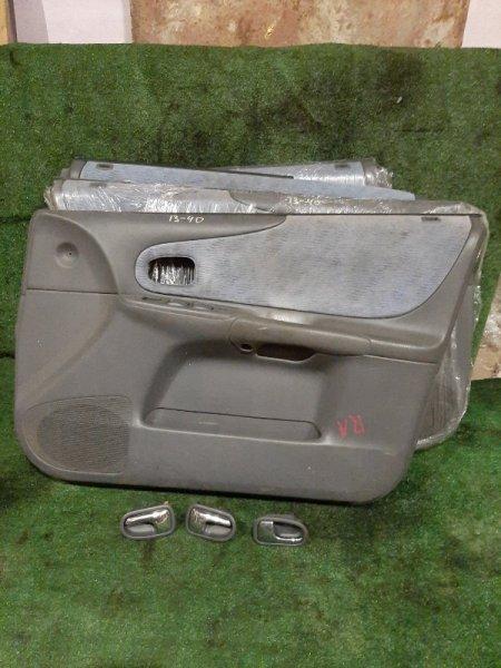 Обшивка двери Mazda Familia S-Wagon BJ5W ZL