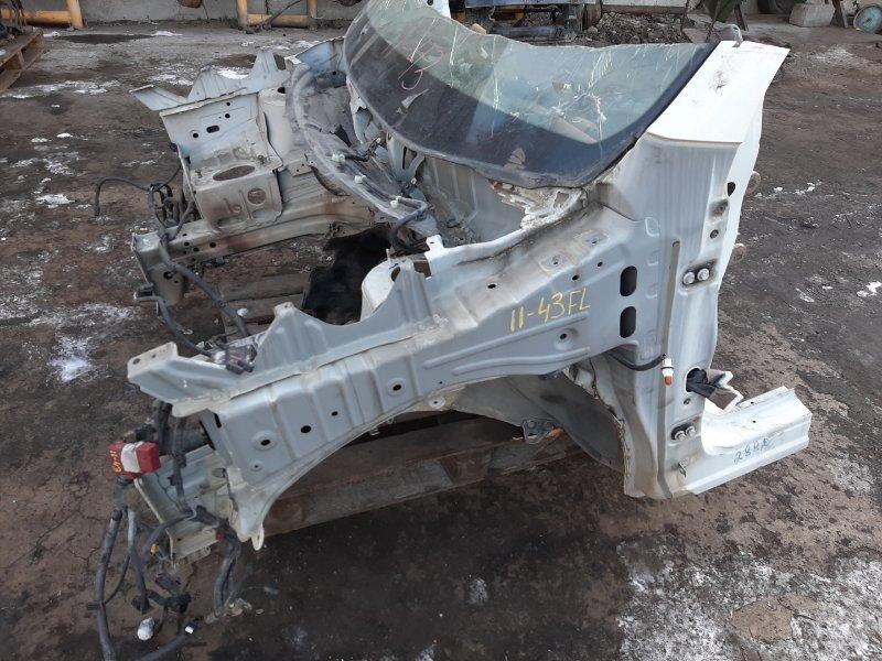 Лонжерон Nissan X-Trail NT31 MR20DE передний левый