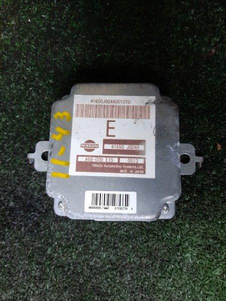 Блок управления раздаточной коробкой Nissan X-Trail NT31 MR20DE