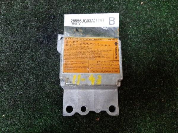 Блок управления airbag Nissan X-Trail NT31 MR20DE