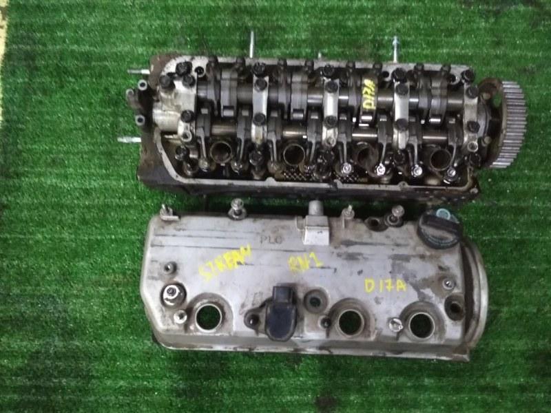 Головка блока цилиндров Honda Stream RN1 D17A