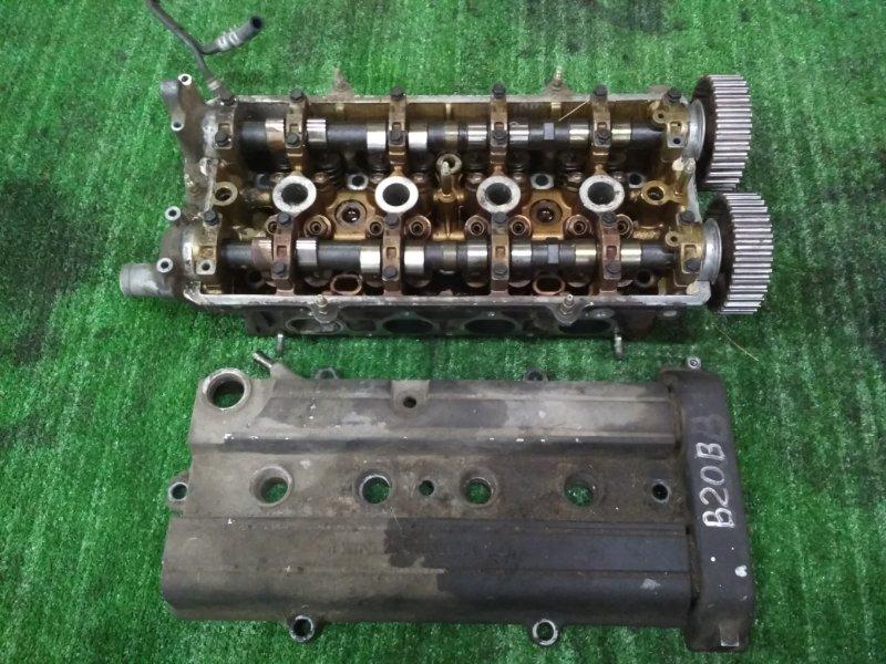 Головка блока цилиндров Honda B20B