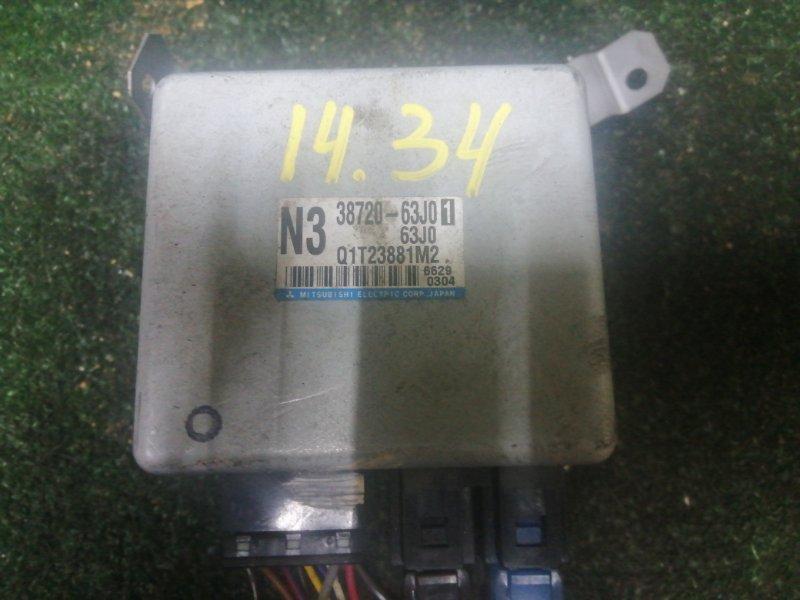 Блок управления рулевой рейкой Suzuki Swift ZC11S M13A