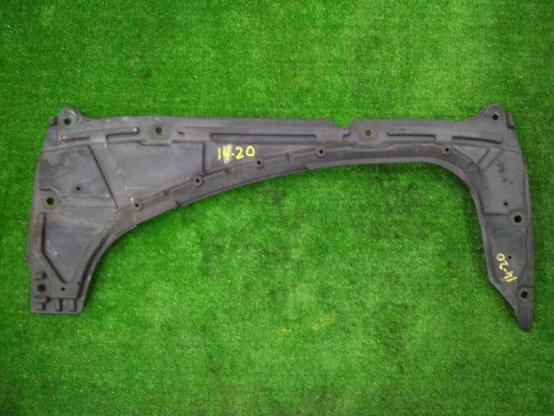 Защита двс Nissan Note E11 HR15DE