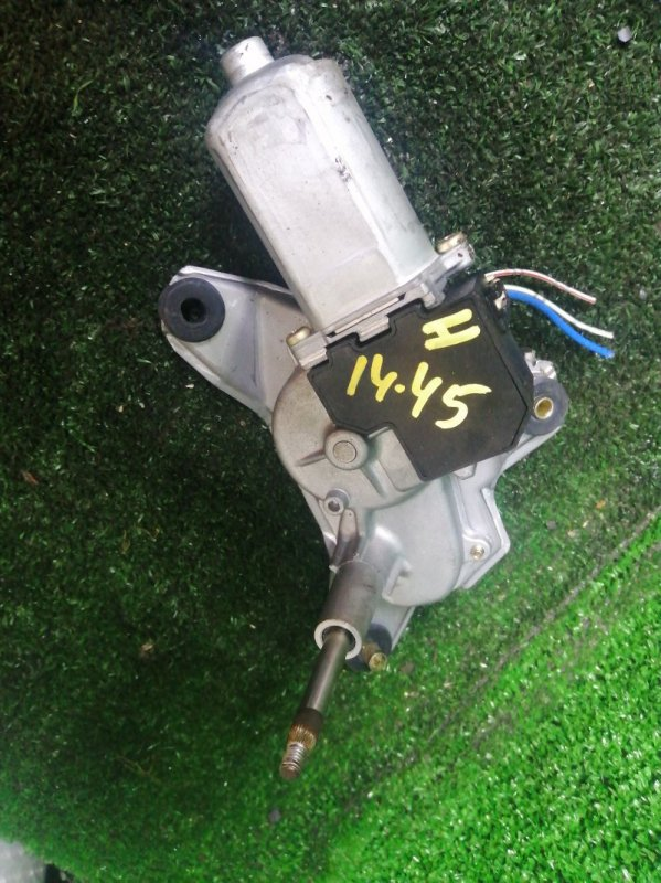 Мотор стеклоочистителя Toyota Estima ACR30W 2AZ-FE задний