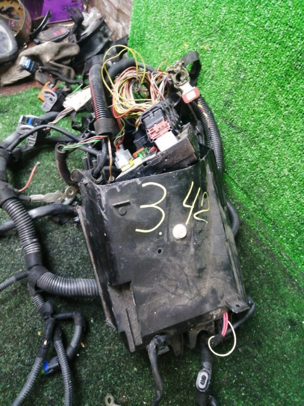 Проводка двигателя Peugeot 307Sw 10FX50