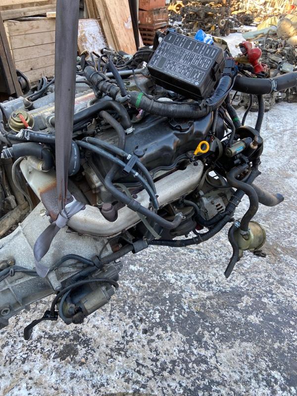 Двигатель Nissan Cedric YPY31 VG30E