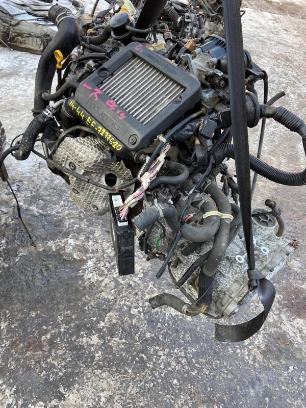 Проводка двигателя Daihatsu Mira L250S EF-DET