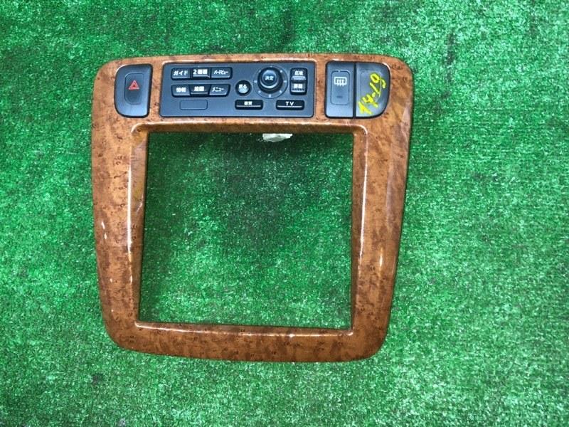 Центральная консоль Nissan Liberty PM12 QR20DE