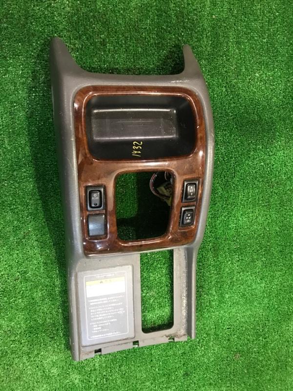 Центральная консоль Suzuki Escudo TX92W H27A