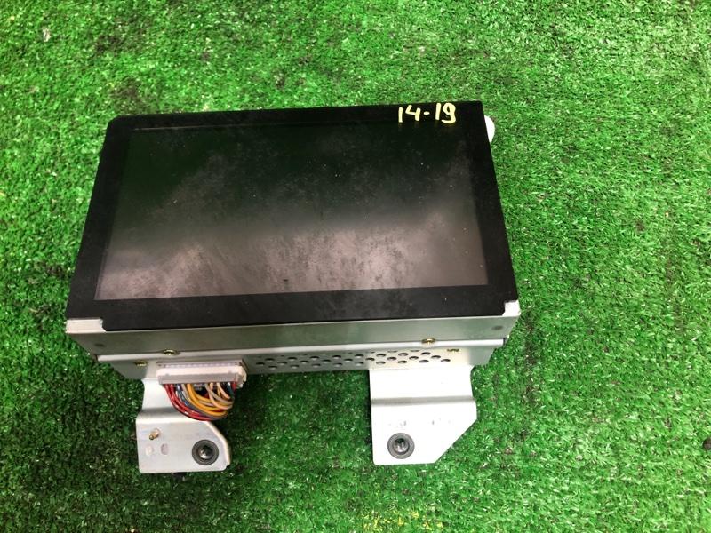 Монитор Nissan Liberty PM12 QR20DE