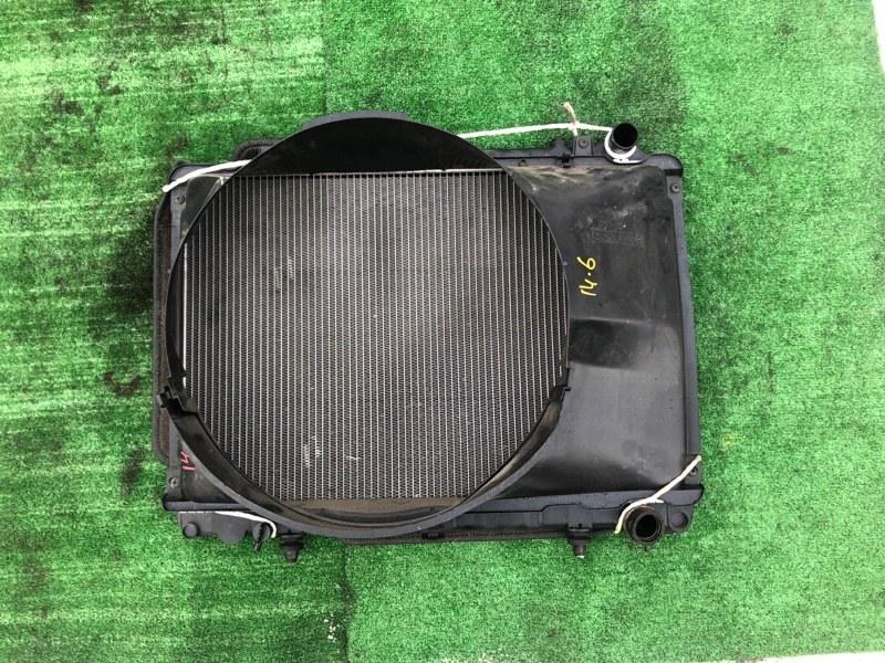 Радиатор двигателя Nissan Cedric YPY31 VG30E
