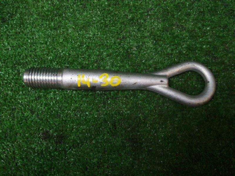 Буксировочный крюк Nissan X-Trail T31 MR20DE