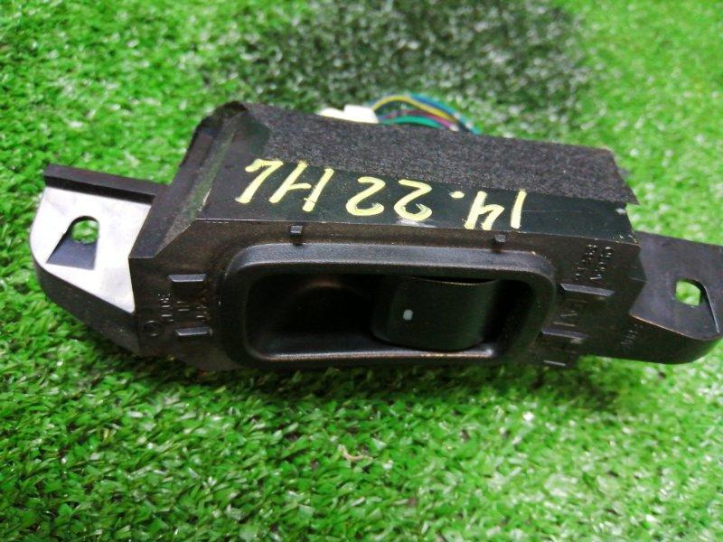 Кнопка стеклоподъемника Subaru Legacy BP5 EJ204 задняя левая