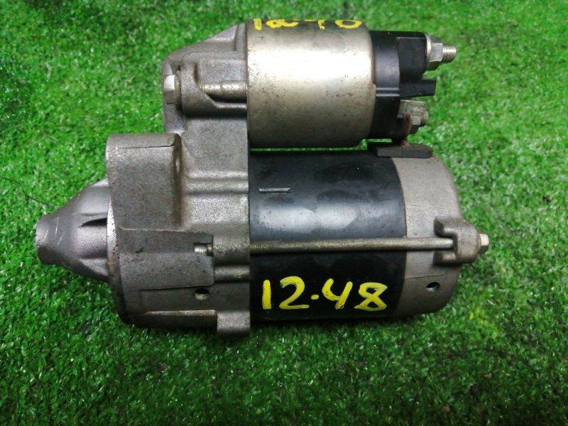 Стартер Suzuki Alto HA25V K6A