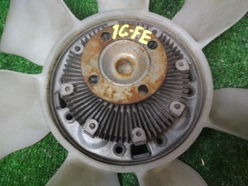 Вискомуфта Toyota 1G-FE