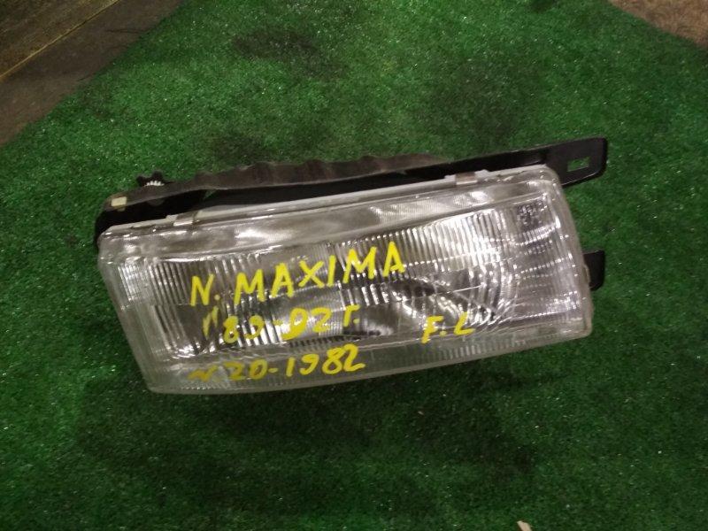 Фара Nissan Maxima передняя левая
