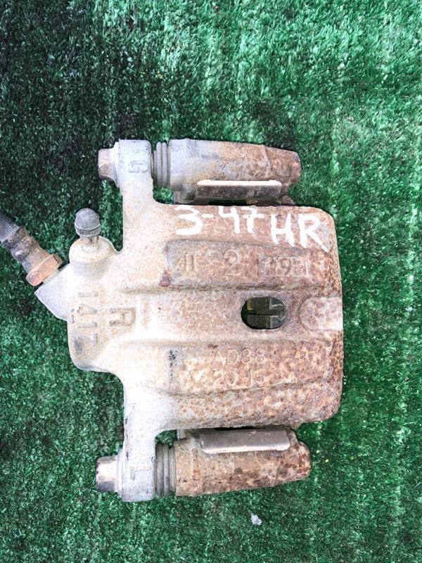 Суппорт Mitsubishi Gto Z15A 6G72 задний правый