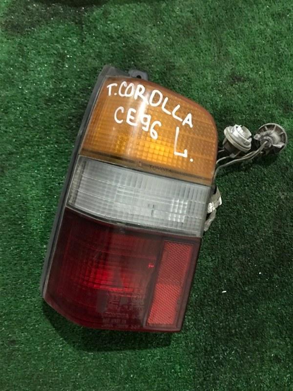 Фонарь стоп-сигнала Toyota Corolla CE-96 левый