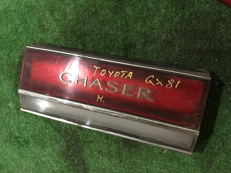 Вставка между стопов Toyota Chaser GX81