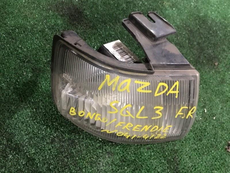 Габарит Mazda Bongo Friendee SGL3 передний правый