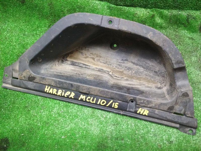 Ящик в багажник Toyota Harrier MCU10W задний правый