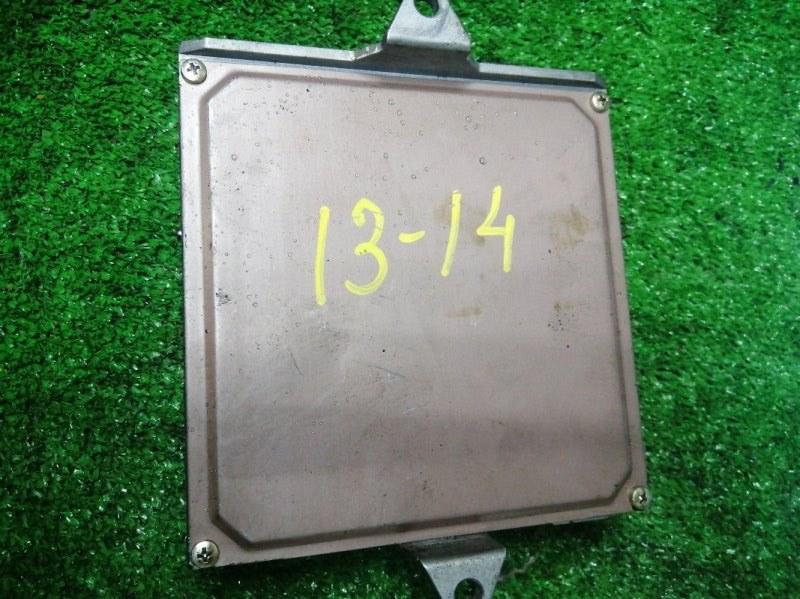 Блок управления двс Honda Saber UA4 J25A