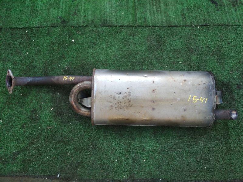 Глушитель Toyota Vista ZZV50 1ZZ-FE