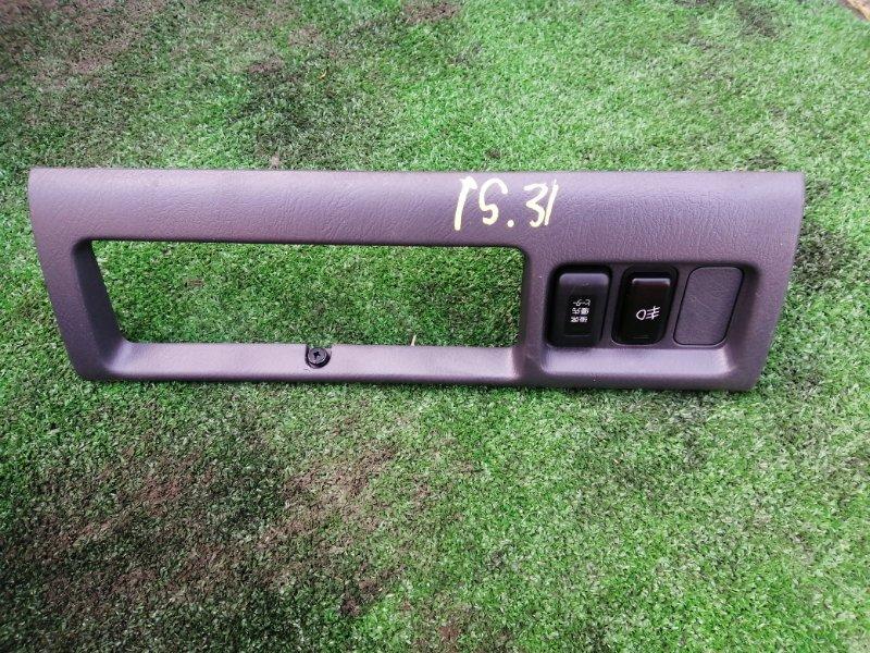 Консоли панели приборов Honda Stepwgn RF2 B20B