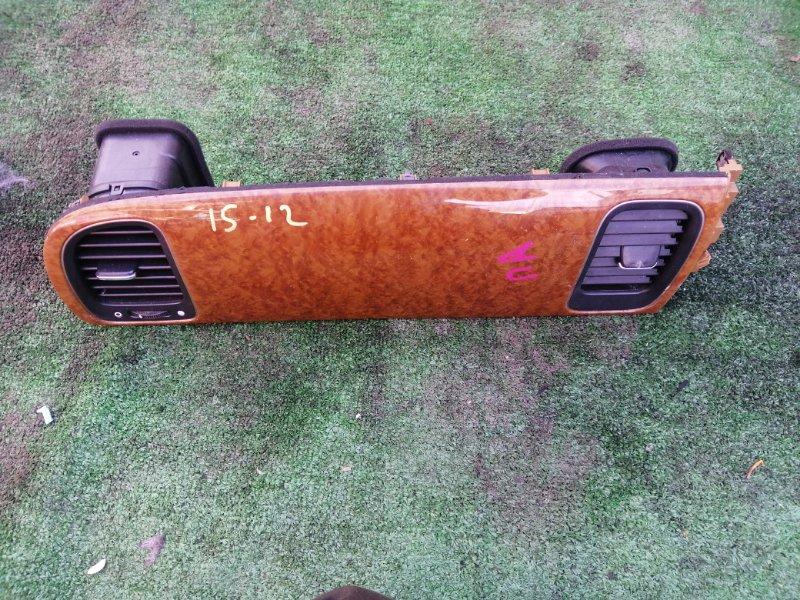 Консоли панели приборов Honda Stepwgn RF4 K20A