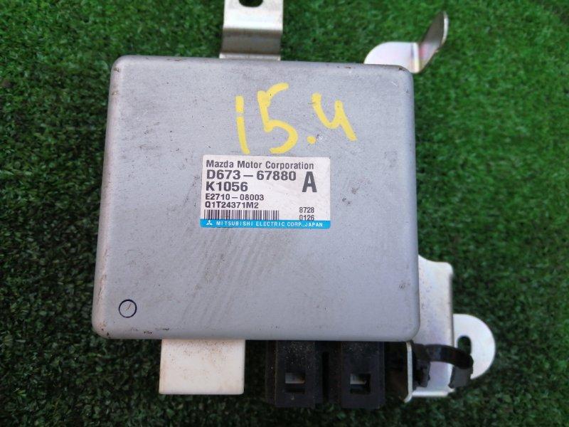 Блок управления рулевой колонкой Mazda Verisa DC5W ZY-VE