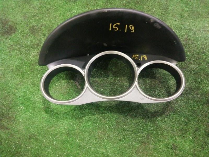 Накладка на щиток приборов Honda Fit GD3 L15A
