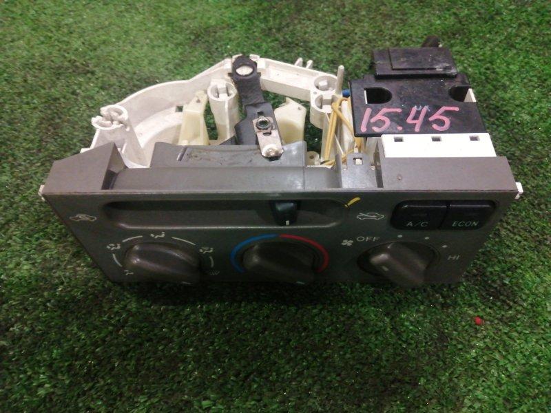 Блок управления климат-контролем Toyota Corolla Spacio AE115 7A-FE