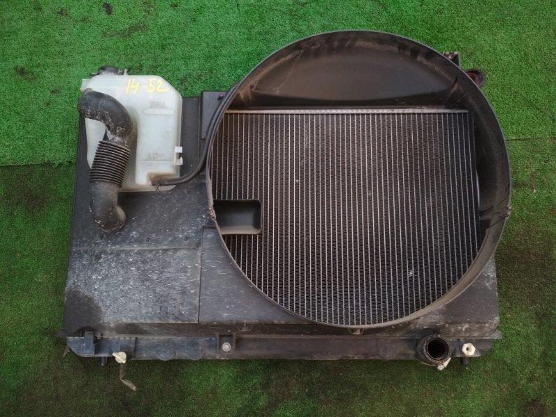 Радиатор двигателя Toyota Mark Ii JZX110 1JZ-FSE