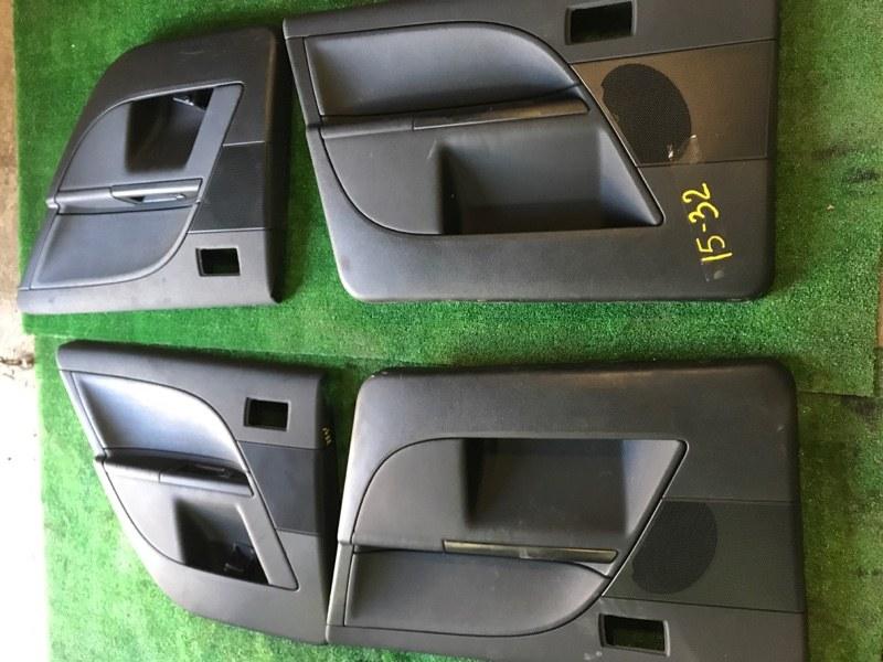 Обшивка двери Ford Mondeo CJBB 2001