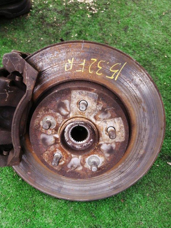 Диск тормозной Ford Mondeo CJBB 2001 передний правый
