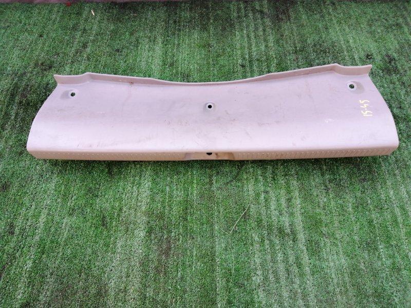 Накладка багажника Toyota Corolla Spacio AE115 7A-FE