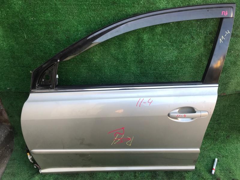 Дверь боковая Toyota Avensis AZT251 2AZ-FSE передняя левая