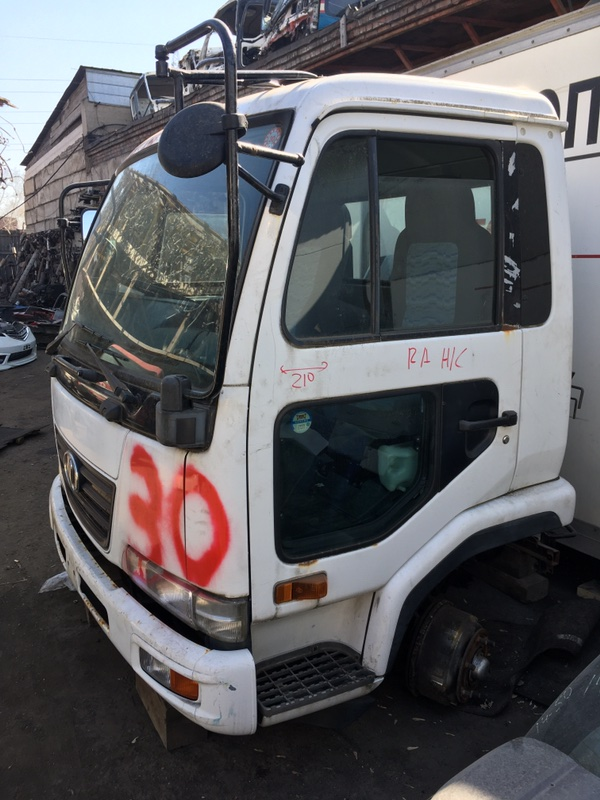 Кабина грузовая Nissan Diesel MK36A J07E
