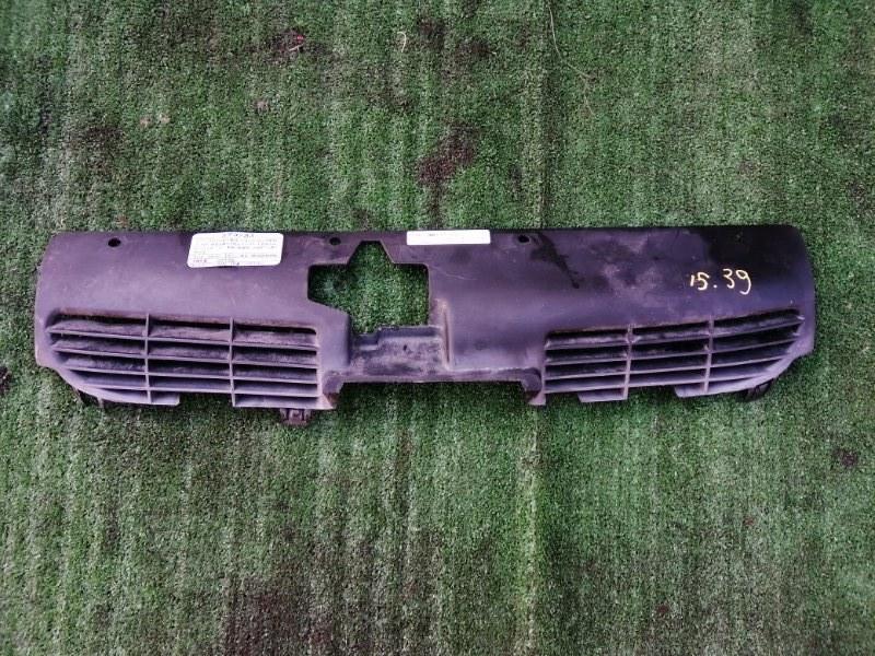 Накладка рамки радиатора Peugeot 206Cc PSA NFU (TU5J4) 2004