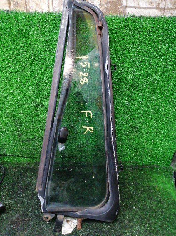 Форточка дверная Isuzu Forward FRR12LA 6BG1 передняя правая