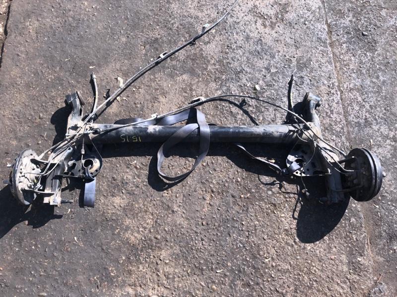 Балка поперечная Suzuki Swift ZC72S K12B задняя